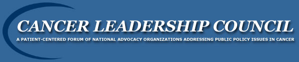 Cancer Leadership Council